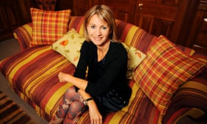 Early adopter: Kate Mosse, one of the first authors to have her work published with Unbound.