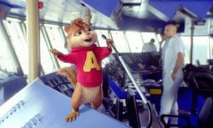 Alvin And The Chipmunks film still