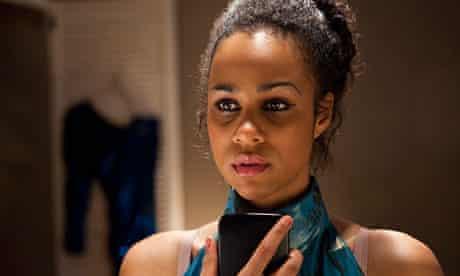 Zawe Ashton as Joyce Vincent in Dreams of a Life.