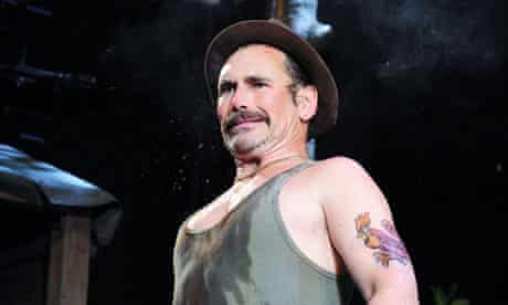 Mark Rylance as Johnny 'Rooster' Byron