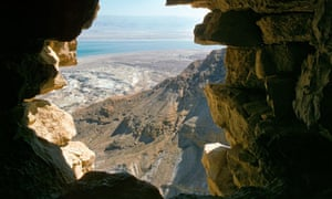 Masada, setting for The Dovekeepers by Alice Hoffman