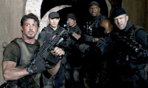 2010, THE EXPENDABLES