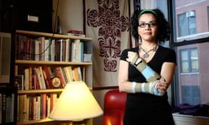 The prominent US-Egyptian journalist Mona Eltahawy