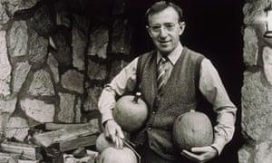 Woody Allen in his 1983 masterpiece Zelig.