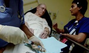 bed blockers cost NHS £1bn