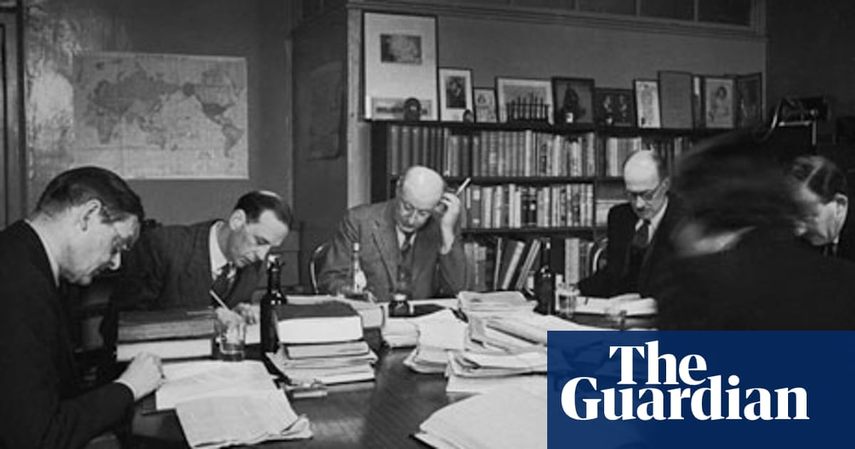 The lost art of editing   Books   The Guardian