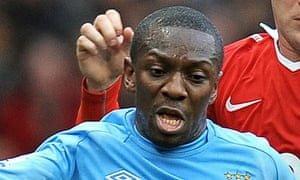 Shaun Wright-Phillips, Manchester City