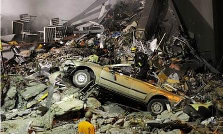 Christchurch earthquake, New Zealand
