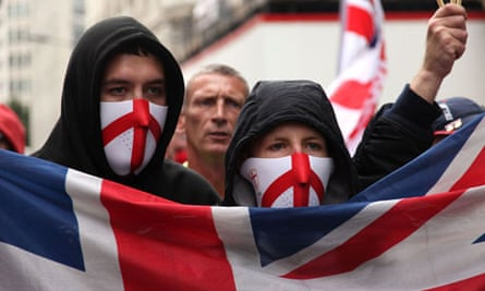 'Large numbers' would support a far-right party if it was not linked to violence.