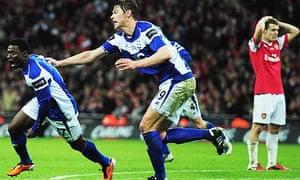 Arsenal v Birmingham City - Carling Cup Final