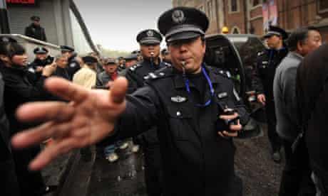 Policemen, Shanghai