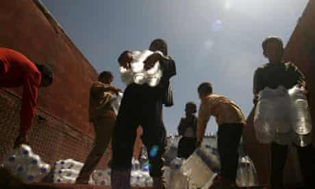 Aid in Iraq