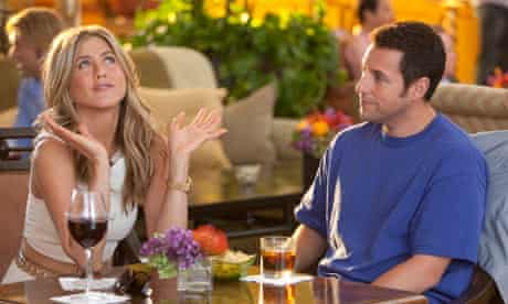 Adam Sandler, Jennifer Aniston