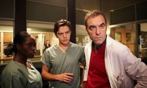 Michelle Asante, Luke Allen-Gale and James Nesbitt star in Monroe