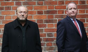 George Galloway and Mark Pritchard