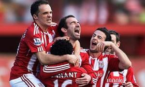 Danny Higginbotham, Stoke, West Ham, FA Cup