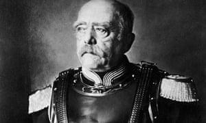 Portrait Of Otto Von Bismark 1894