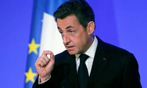 France's President Sarkozy