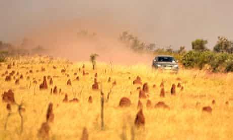 Audi Q7 Trans Continental Crossing, Australia