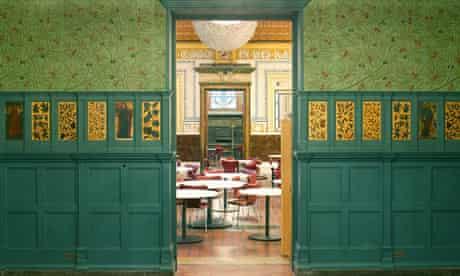 Green Dining Room, Victoria & Albert Museum