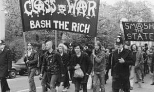 class war march