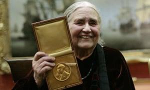 Doris Lessing novelist top 100 women