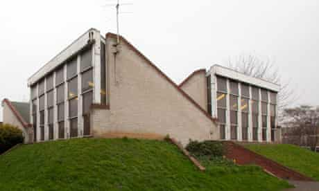 James Stirling: Brunswick Park school, Camberwell.