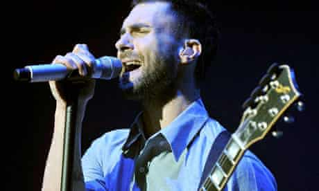 Maroon 5 Perform At Manchester Apollo