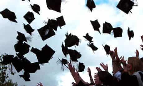 graduation mortarboards