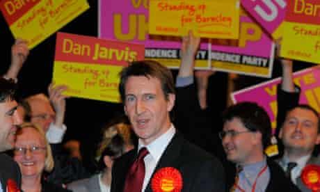 Dan Jarvis
