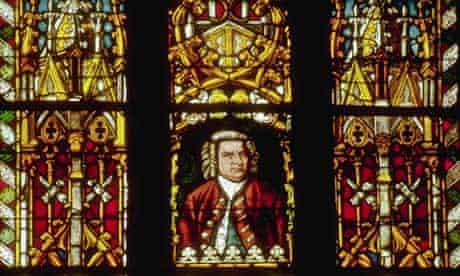 The Bach Window, Saint Thomas Church, Leipzig