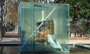 A general view of the Tribute to Picasso,