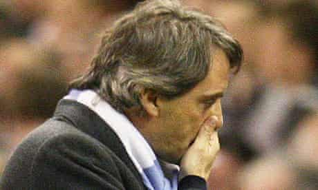 Roberto Mancini, Liverpool, Manchester City