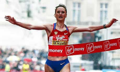 Athletics - London Marathon Package