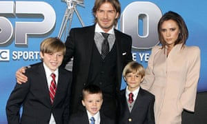 Beckhams excited over wedding