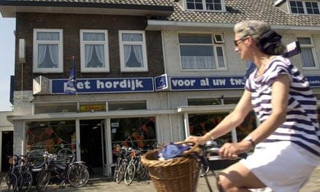 Ciclista Holandesa