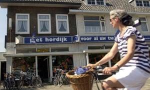 Dutch cyclist