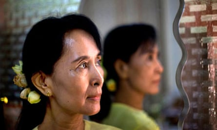 Aung San Suu Kyi Back To Work In Burma