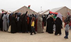 Dehiba, Libya