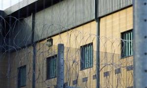 The Harmondsworth Detention Centre