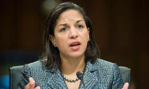 Susan Rice US diplomat