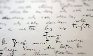 Kafka letter