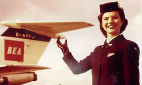 1950s air travel