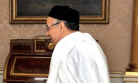 Britain expels Libyan ambassador