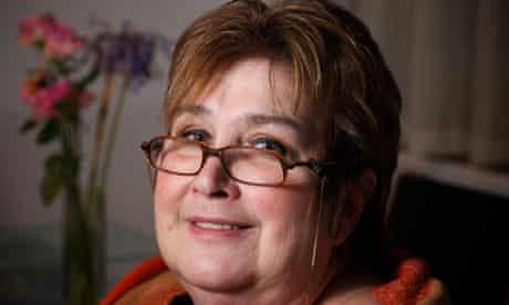 Woman's Hour host Jenni Murray