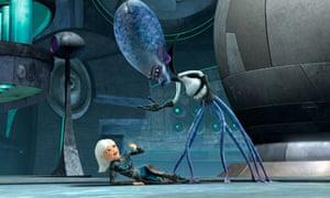 'Monsters Vs Aliens' Film - 2009