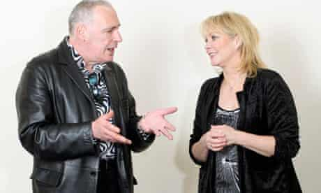 Cheryl Baker and Charles Shaar Murray debate the merits of the Eurovision song contest.