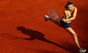 Maria Sharapova, Sam Stosur, Rome Masters