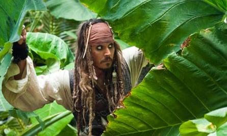 Pirates Of The Caribbean: On Stranger Tides