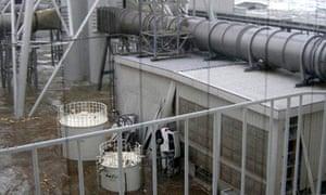 Fukushima Dai-ichi nuclear complex